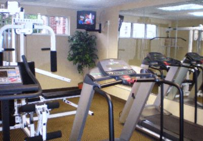 The Exercise Room; Open 24 Hours Daily 4 of 17