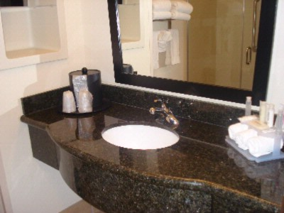 King Suite Bath Vanity 16 of 18