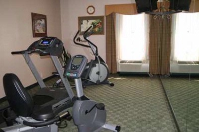 Stay In Shape While Away From Home By Utilizing Our Fitness Room. 8 of 10