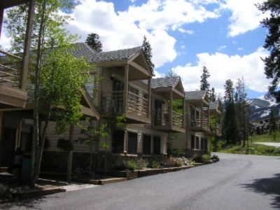 Image of Breckenridge's Wildwood Condominiums