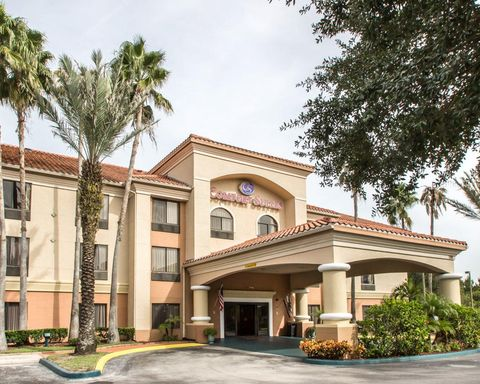 Image of Comfort Suites Ucf / Research Park