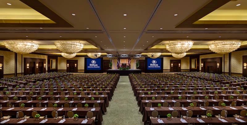 Ballroom Of The Americas With 26000 Sq Ft Of Flexible Meeting Space 12 of 31