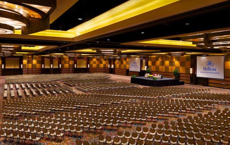 Grand Ballroom With 40000 Sq Ft Of Column-Free Technologically Advanced Meeting Space 13 of 31