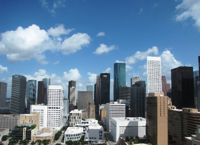 Breathtaking Panoramic Views Of The Downtown Houston Skyline Can Be Seen From The 24th Floor Pool Area 27 of 31