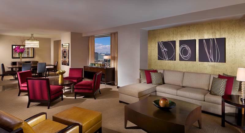 Four Presidential Suites With Space For Small Meetings In-Suite 6 of 31
