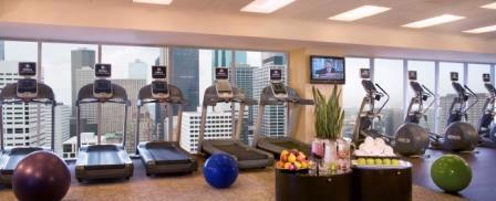 Skyline Health Club Located On 23rd Floor With Sweeping Downtown Panoramic Views 9 of 31