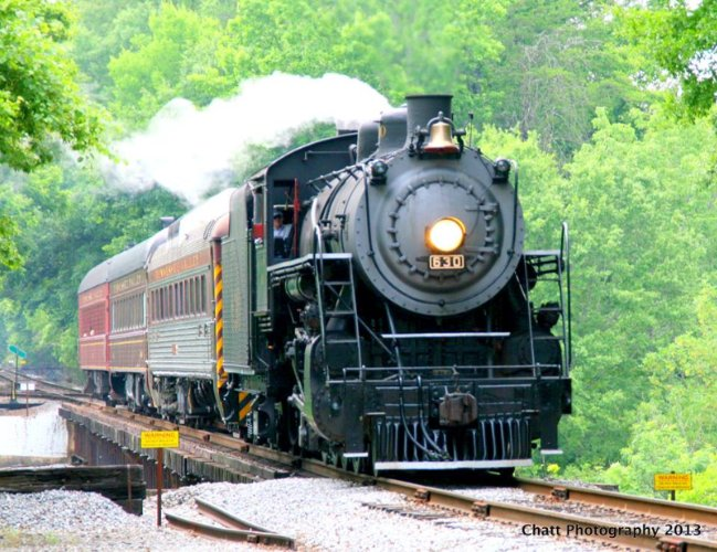 Things To Do In Chattanooga -Ride A Train 24 of 25