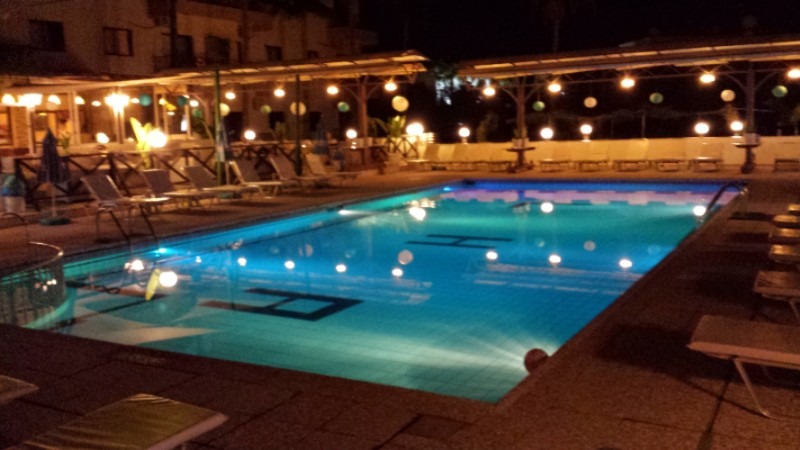 Swimming Pool By Night 16 of 20