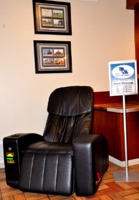 Have A Seat & Enjoy Our Massage Chair 25 of 31