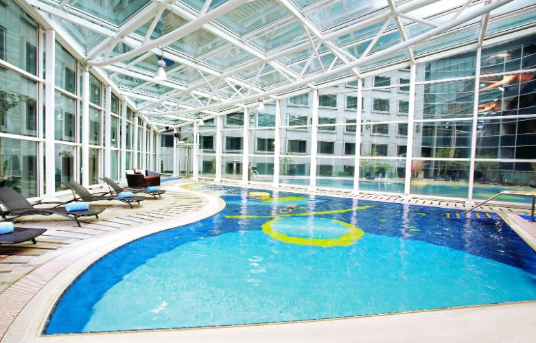 Indoor Swimming Pool 17 of 24