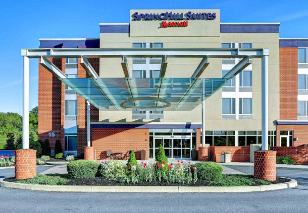 Springhill Suites By Marriott Harrisburg 2 of 18