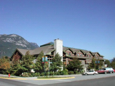 Howe Sound Inn 1 of 13