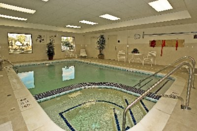 Indoor Pool & Spa 6 of 7