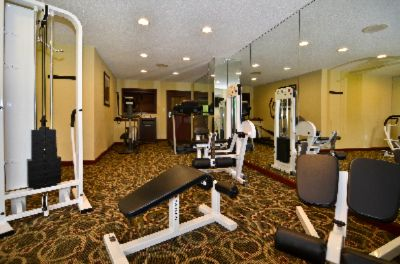Best Western Plus Anderson Fitness Center 12 of 15
