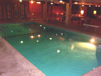 Enjoy Our Heated Indoor Pool 4 of 15