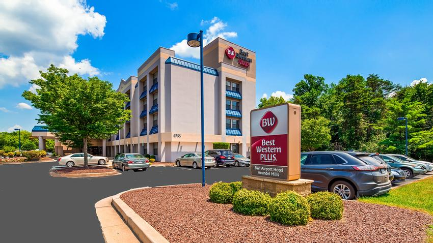 Best Western Plus BWI Airport Hotel Arundel Mills 1 of 25