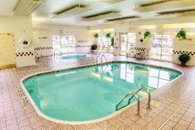 Enjoy A Dip In Our Indoor Pool And Hot Tub. Open Year Round. 3 of 8