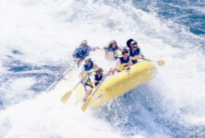 Rafting On The Famous Salmon River -May Through September 7 of 10