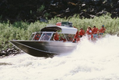 Jetboating -Historical Tours Or Fishing Trips 8 of 10