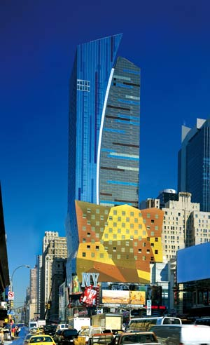The Westin New York at Times Square 1 of 9