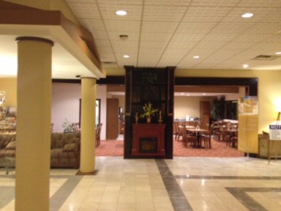Quality Inn Buffalo Airport