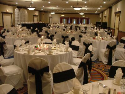 Wedding Reception-Griswold Ballroom 5 of 12