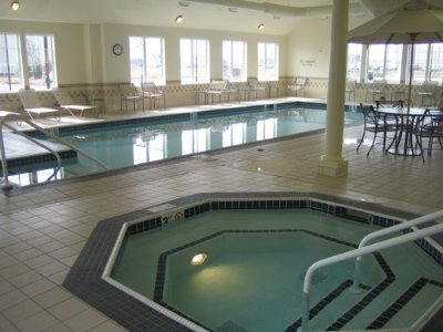 Indoor Pool And Spa 4 of 12