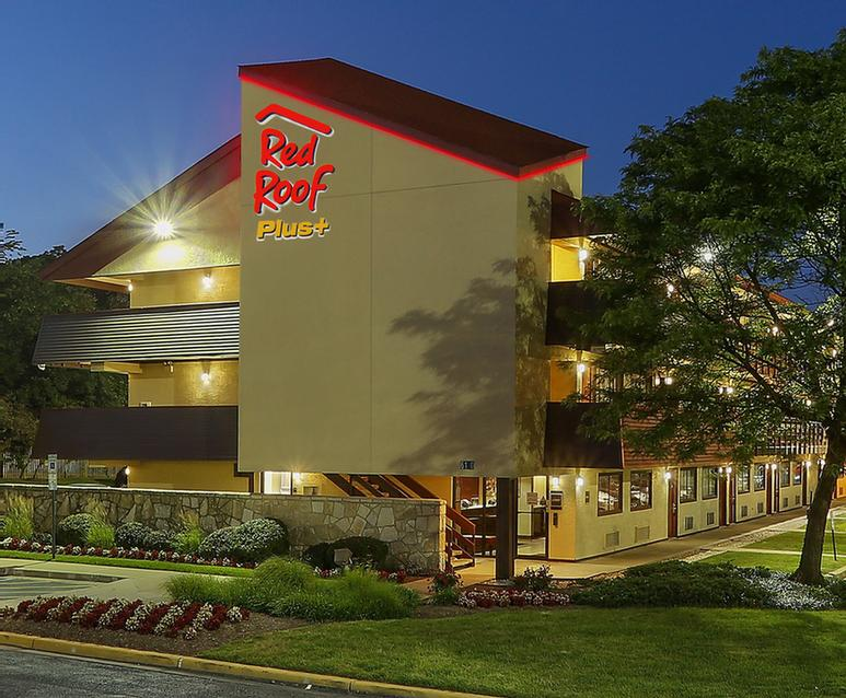 Red Roof Inn Washington DC Oxon Hill 1 of 9