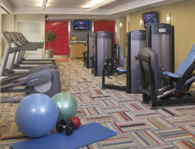 Our Ultramodern Fitness Center Has Everything You Need For A Thorough Workout From Cardio Machines To Free Weights. Glide Through The Sparkling Waters Of The Indoor Pool Or Dissolve Stress With A Massage. No Matter Your Choice You\'re Sure To Have N 7 of 11