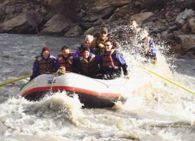 Rafting The Wild Nenana River 5 of 7