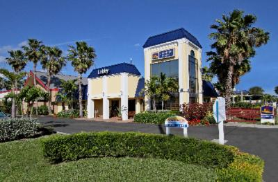 Best Western Cocoa Beach Hotel & Suites -Main Entrance 4 of 15