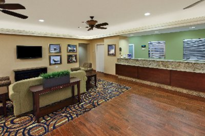 Best Western Ocean Beach Hotel & Suites -Front Desk 9 of 15