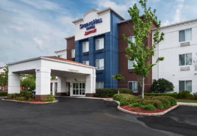 Springhill Suites Baton Rouge 1 of 13