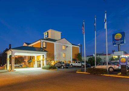 Image of Comfort Inn Hammond Louisiana