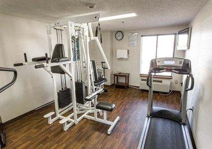 On-Site Fitness Center Free For Guests 9 of 12