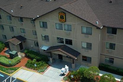 Image of Super 8 Motel Clw / St. Pete Airport