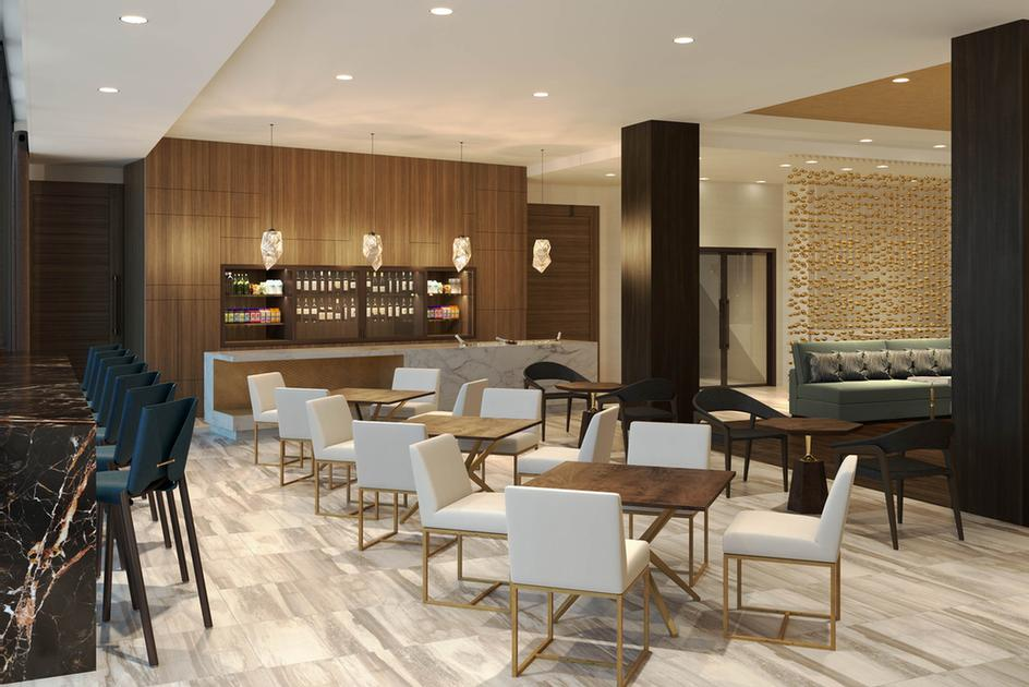 Westin Club Concept Rendering (Westin Galleria -November 2017) 13 of 14