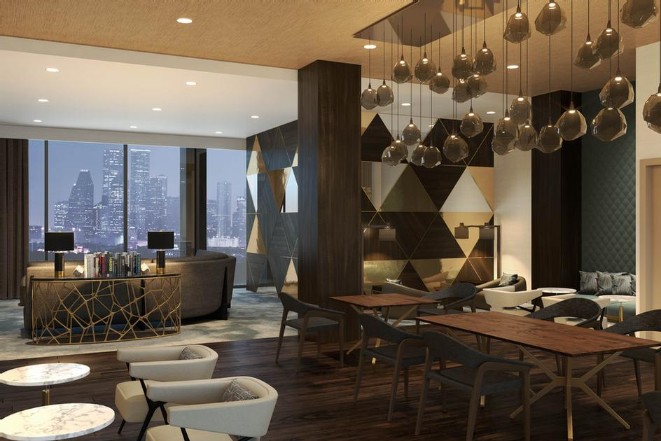 Westin Club Concept Rendering (Westin Galleria -November 2017) 14 of 14