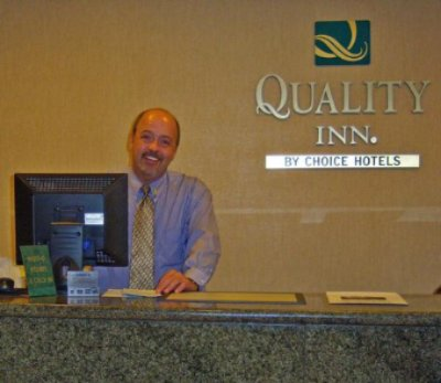 Welcome To The Quality Inn Of Lawton 3 of 4