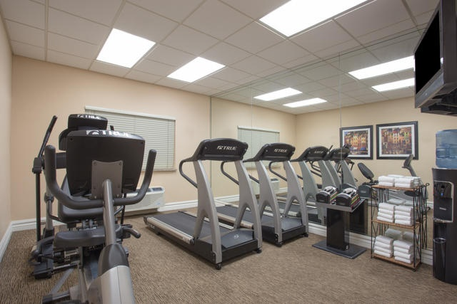 Stay On Track With Your Goals In Our Fitness Center 7 of 19