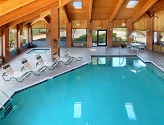 Indoor Heated Pool & Spa 3 of 12