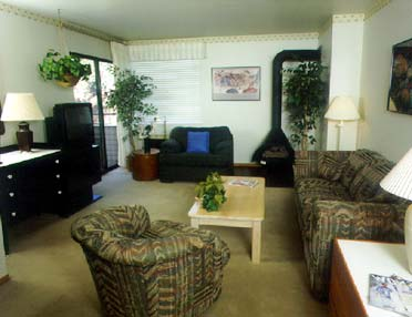 Typical 1-Bedroom Suite In The Lodge 3 of 12