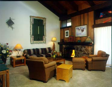 Typical Pinegrove Townhome Living Room 4 of 12