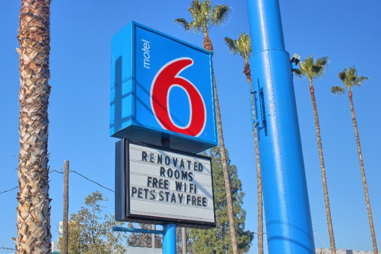 Motel 6 Merced 1 of 19