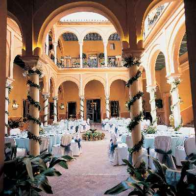 Banquet Space -Patio De Columnas 5 of 27