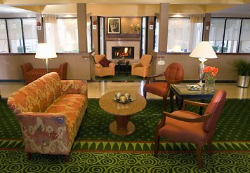 Relax Any Time Of Day Or Night Before The Fireplace. Enjoy A Complimentary Usa Today Or Just Sit Back And Watch Tv. Our Elegant Lounge Is The Site Of The Courtyard Café And Our New 24-hour Market. 3 of 9