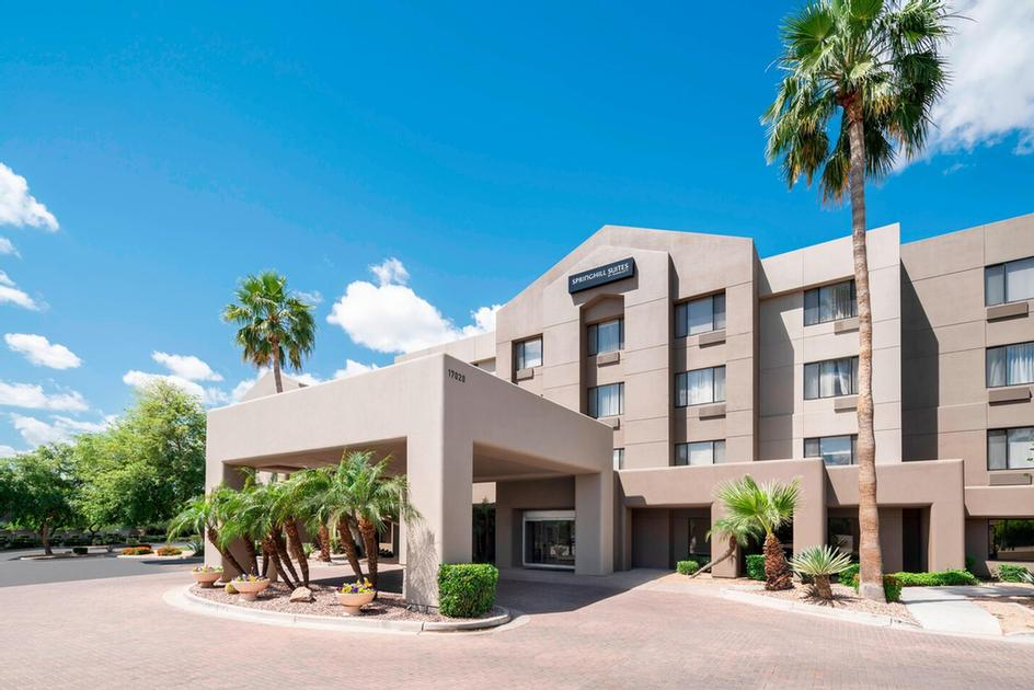 Marriott Springhill Suites North Scottsdale 1 of 9