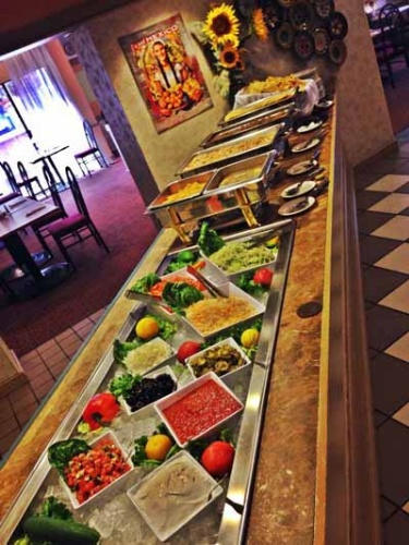Salad Bar Buffet (Available Upon Request) 25 of 29