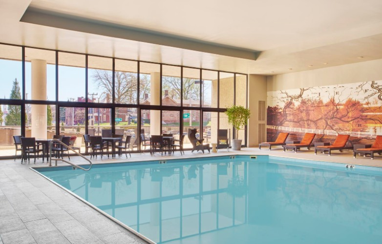 Indoor Pool With Outdoor Sundeck 16 of 16