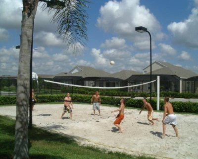 Sand Volleyball Court 4 of 11
